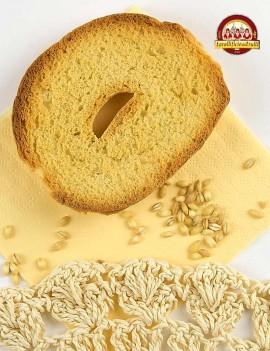 Durum wheat friselle