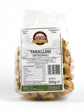 Tarallini integrali 200 gr