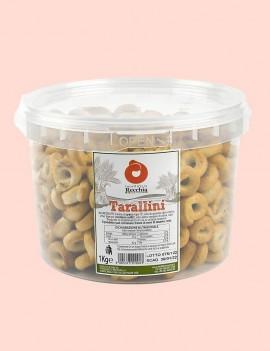 Tarallini secchiello 1kg